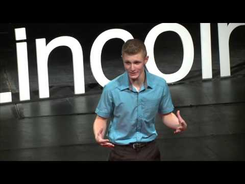 One Person Can Change the World | Hunter Radenslaben | TEDxLincoln
