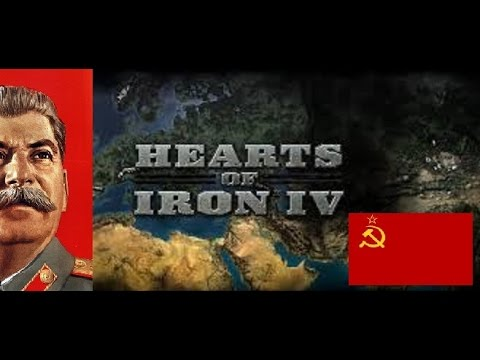 Learn to Play Hearts of Iron IV - Communist Russia 1