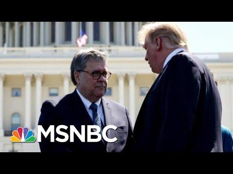 AG Barr Breaks With Trump On Voter Fraud Allegations   Morning Joe   MSNBC