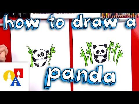 how-to-draw-a-cartoon-panda