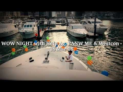 Westcon, Palo Alto Networks & Help Ag - WOW NIGHT at Exclusive Yachts - 18th March 2018