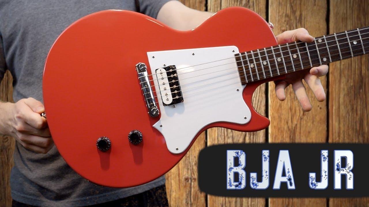 I'll Make You Like This Pickguard | Trade Tuesday S2 E11 | 2018 Gibson  Billie Joe Les Paul Junior