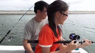 Deep sea Fishing 2014
