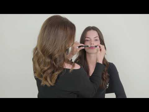 22da77b38a4 Trish McEvoy Lash Curling Mascara Jet Black | bluemercury - YouTube