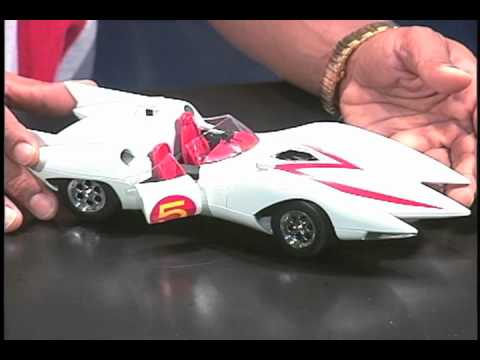 Fantastic Forum Cool Toys Segment - Die Cast Speed Racer Mach V