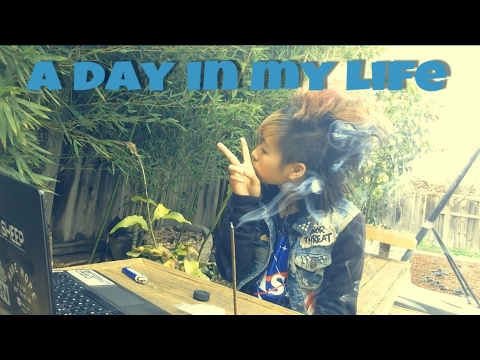a day in my life + a little more