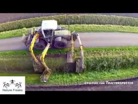 Супер тракторы будущего! Чудо техника!
