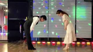 철수오라버니와 지루박 춤을~^^