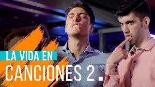 LA VIDA EN CANCIONES 2 | Hecatombe! ft. Mica Suarez