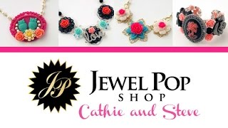 Our New DIY Jewelry Line - Jewel Pop Shop!