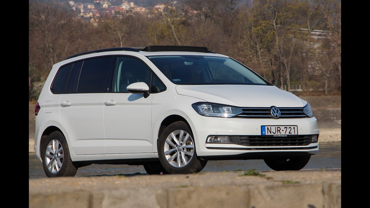 volkswagen touran comfortline bmt 1 4 tsi dsg teszt youtube. Black Bedroom Furniture Sets. Home Design Ideas
