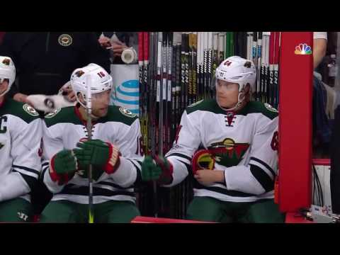 Minnesota Wild vs Chicago Blackhawks - March 12, 2017 | Game Highlights | NHL 2016/17