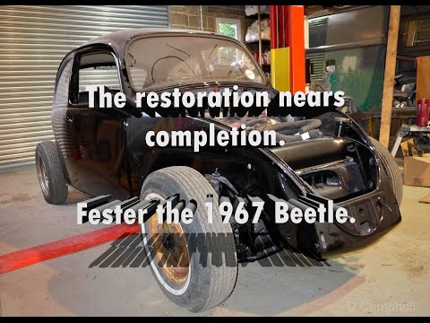 First start up, the Beetle lives again.