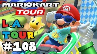 Mario Kart Tour: We EMPETYED the PIPES! Gameplay Walkthrough Part 108