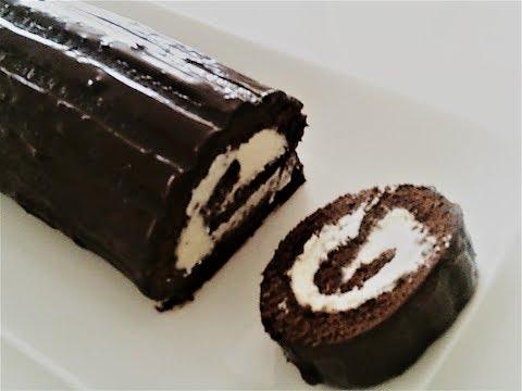 gâteau-roulé-au-chocolat