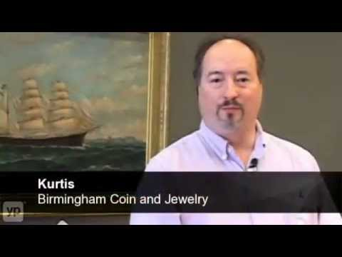 Birmingham Stamp & Coin MI Antique Dealers Gold Silver