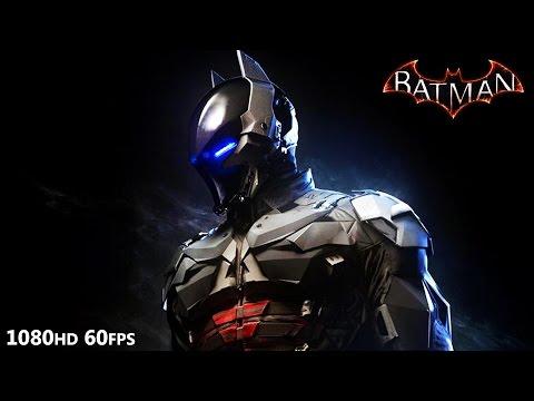 HikePlays: Batman Arkham Knight - Arkham Knight Ep.3 - Batman Arkham Knight Gameplay