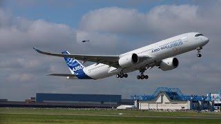 """أمريكا تعطي """"إيرباص"""" الضوء الأخضر لبدء بيع طائرات إلى إيران"""