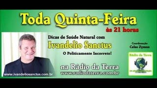Entrevista Ivandelio Sanctus 09/10/2014 - Rádio da Terra