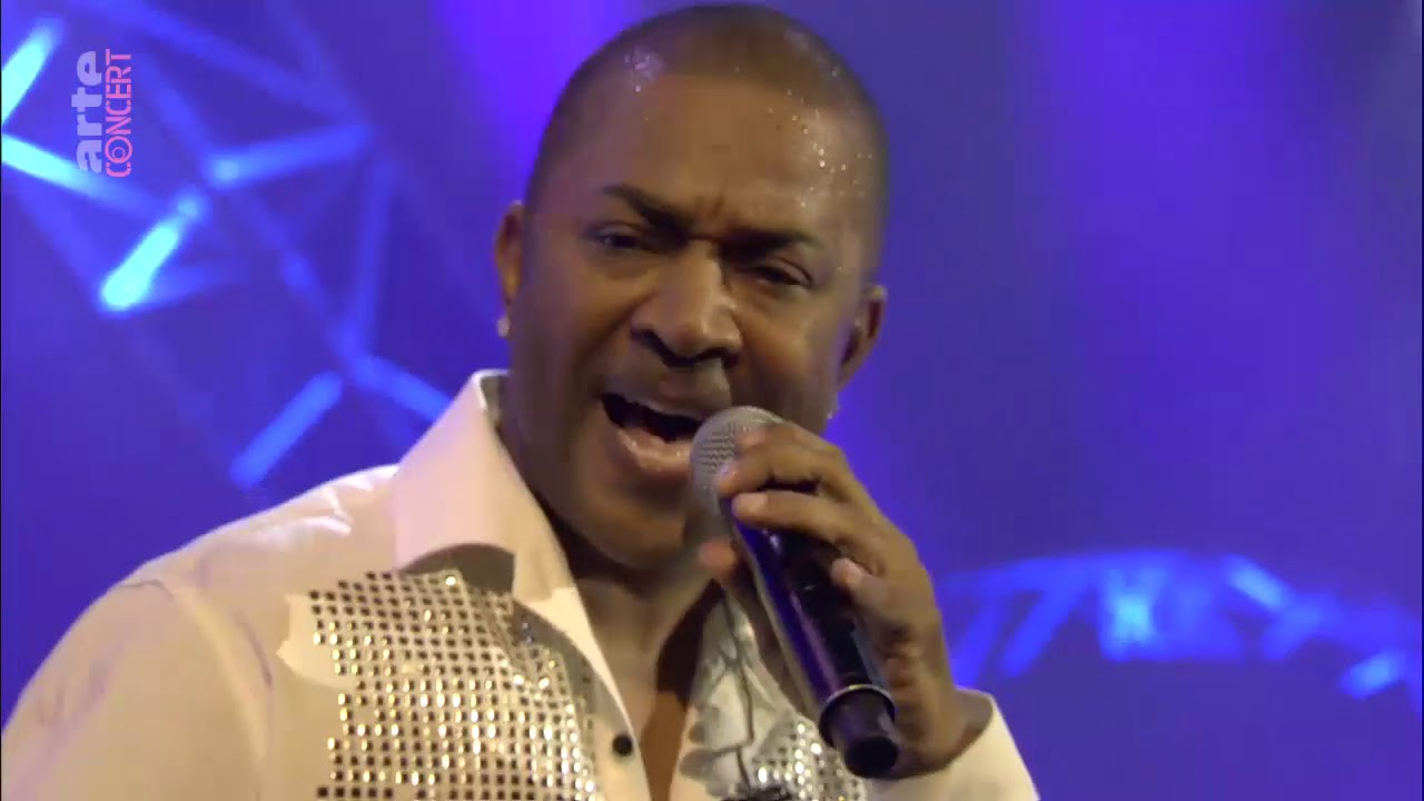 Arte Concert Fernsehen Kool And The Gang Baloise Session 2017