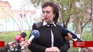 «Մեր հայրենիքը շատ աղտոտված է»  Շաբաթօրյակ՝ Երևանում