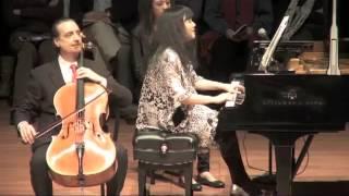 Beethoven Sonata no. 3 in A major, op. 69, III. Adagio cantabile