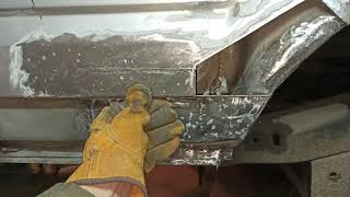 Дебри кузовного ремонта Great Wall auto body repair