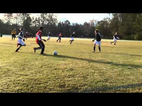 Courtney Brown - 2013 Soccer Highlights