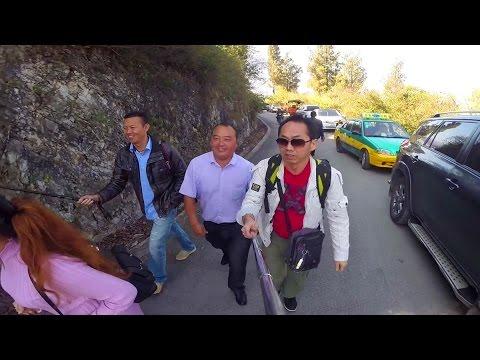 2017 Ncig ua si suav teb, saib Hmoob. Tour China, Wenshan. part 1.