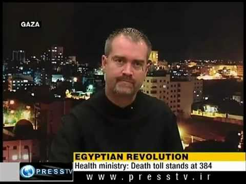 The Arab Revolutions are Heading to Palestine - Ken O'Keefe Press TV