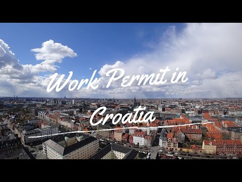 Work Permit in Croatia- The Next Jobs Arena