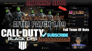 BO4 GLITCHING NEWS: GET XP FOR KILLING BOTS|Play DLC 1 Early On XBOX 1 Call Of Duty Black Ops 4