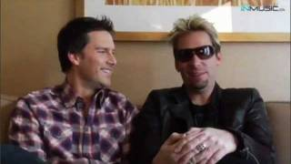 Nickelback: Band Relationship Changes Over The Years