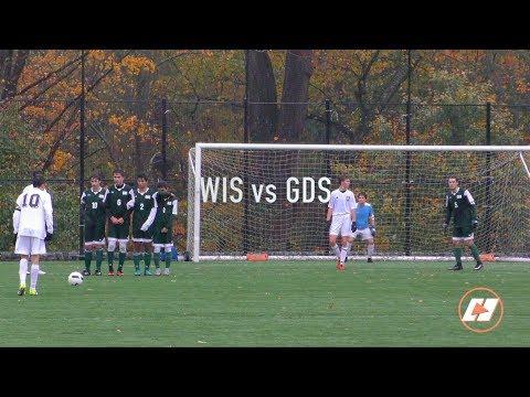 Georgetown Day School @ Washington International School Soccer Game Highlights