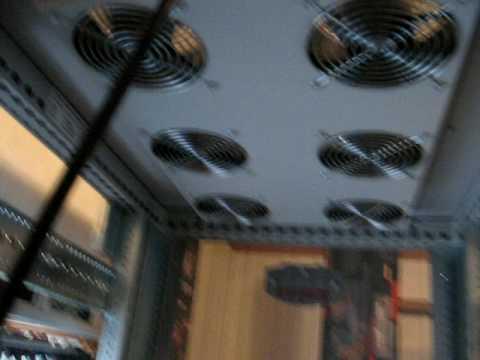 Server Rack Cabinet Fans