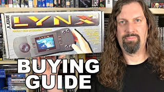 *NEW* ATARI LYNX Buying Guide + Screen Mod+ Favorite 12 Games