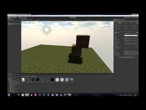 Как создать игру? Уроки по Unity #1
