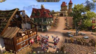 Settlers 7 gameplay