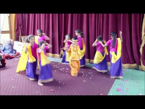 Dance Chhoti Chhoti Gaiya