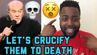 George Carlin Death Penalty (REACTION!!!) - EXTREME 😬😭