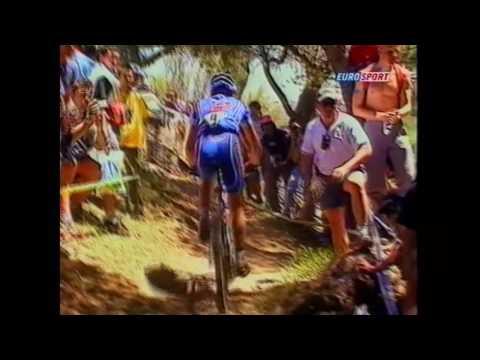 Cross country Men 2002 #1 UCI Mountain Bike World Cup