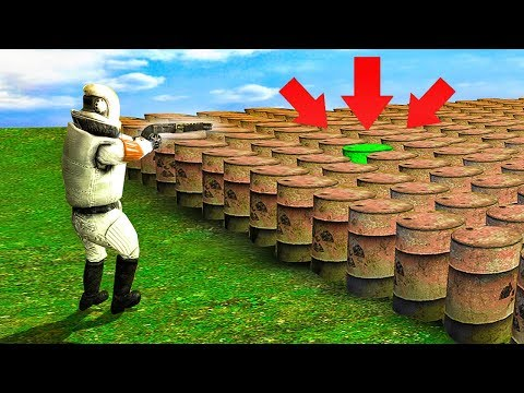 IMPOSSIBLE 1,000+ PROPS HIDE & SEEK! - GMod Funny Moments
