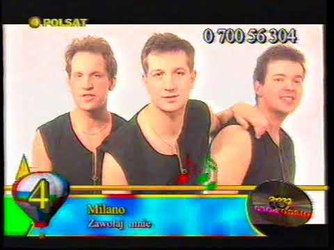 Polsat fragmenty Disco Polo Live z 19 kwietnia 1997r