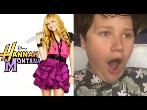 IF I WAS IN HANNAH MONTANA!