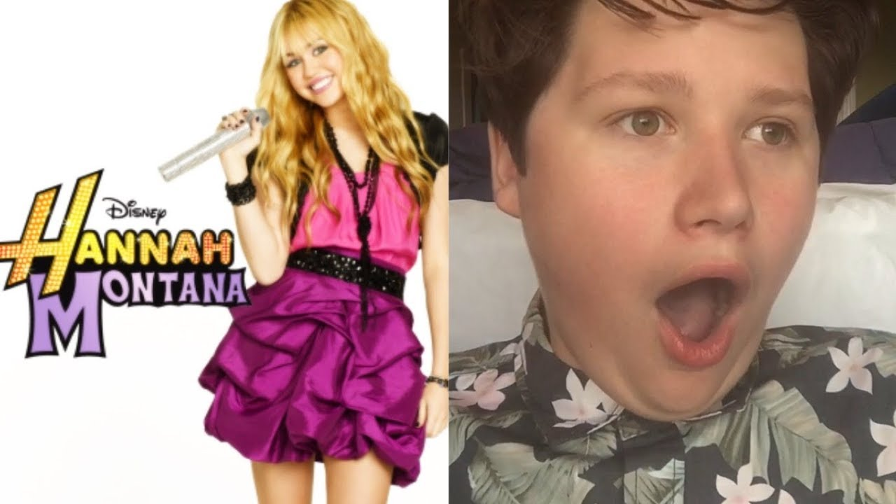 if i was in hannah montana youtube