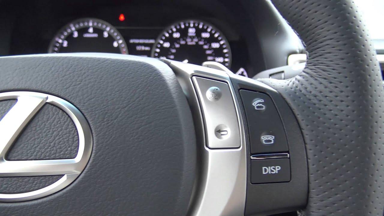 Mark Levinson Lexus Gs350 Audio System Demo Youtube