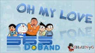 Gambar cover Oh My Love [Doraemon ver.] - 365 Daband