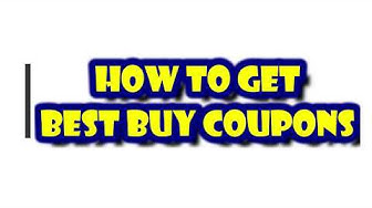 BEST BUY COUPONS: How to use Best Buy Coupons I Get 20% Off on any Best Buy Product!