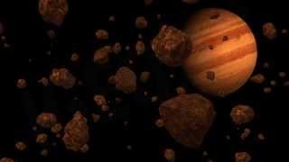 Asteroides binarios: Cinturón principal asteroides/ Binary asteroids. Asteroids belt [IGEO.TV]