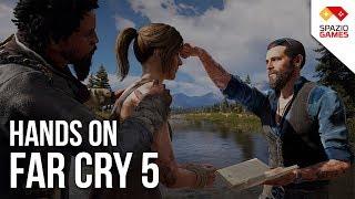 Far Cry 5, Provato - SpazioGames.it